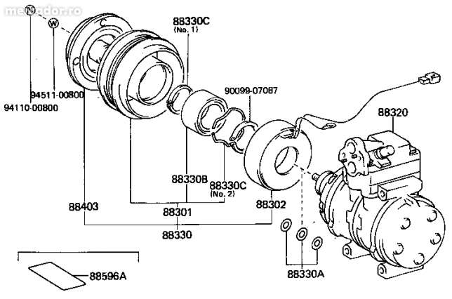 ford diagrams   ford f 150 blower motor resistor location